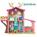 Mattel Enchantimals DOMEK JELONKÓW Z LALKĄ