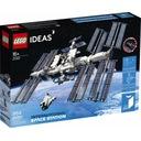 Klocki LEGO Ideas 21321 Międzynarodowa Stacja Kosmiczna