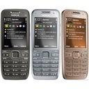 Telefon komórkowy Nokia E52 128 MB / 64 MB biały