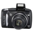 Aparat cyfrowy Canon Canon PowerShot SX120 IS czarny