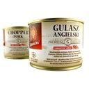 Konserwa Gulasz Angielski Sokołów 200g 96% mięsa