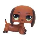 pies piesek JAMNIK #992 -- Littlest Pet Shop LPS