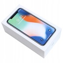Smartfon Apple iPhone X 3 GB / 256 GB srebrny