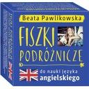 Fiszki podróżnicze do nauki języka angielskiego 2 Beata Pawlikowska