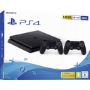 Konsola Sony PlayStation 4 slim 500 GB czarny