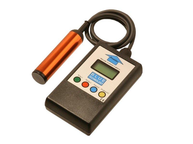 Miernik grubości lakieru Blue Technology MGR-10-S-AL