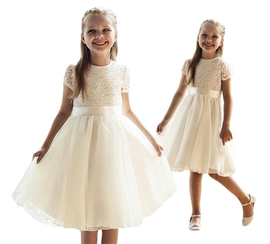 Sukienka Dla Dziewczynki Na Wesele Bal Druhna 152 7887253773 Oficjalne Archiwum Allegro