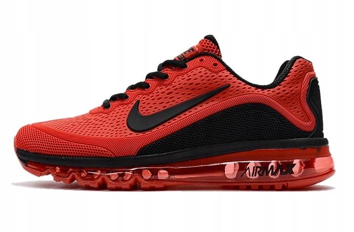 Buty Nike Air Max 2017 Czerwone 8446790600 oficjalne