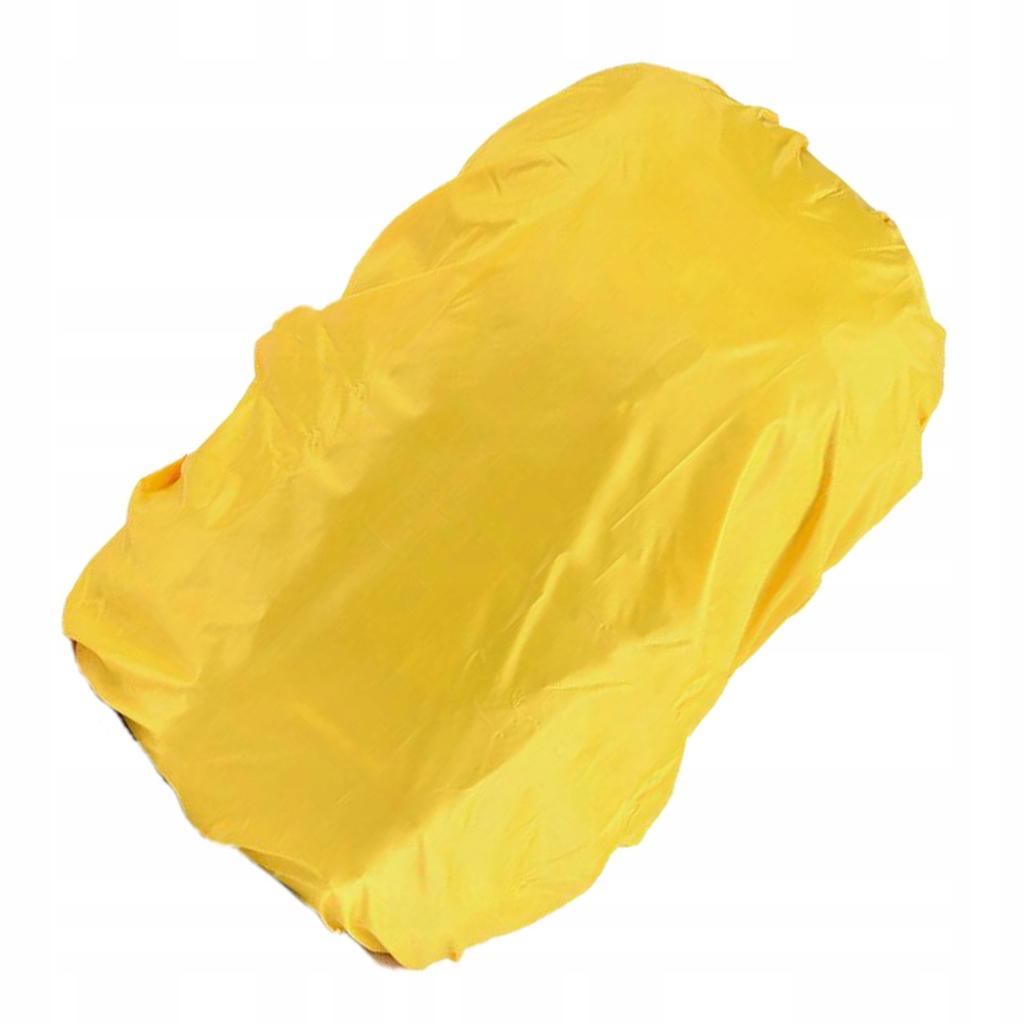wodoodporny plecak turystyczny - Żółty