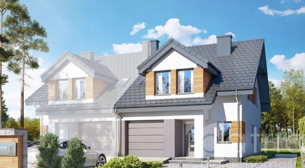 Dom, Kobylanka, Kobylanka (gm.), 141 m²