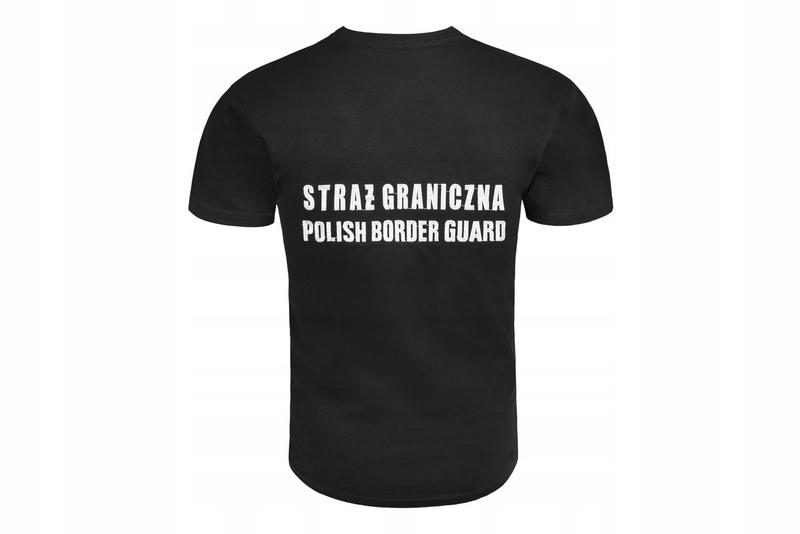 Koszulka straż graniczna SG nowy wzór L - dłuższa