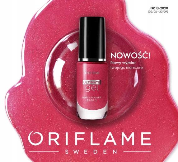 Oriflame - katalog 10/2020 (od 30.06 do 20.07)