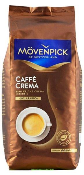 Movenpick Caffe CREMA kawa ziarnista 1kg