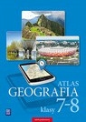 GEOGRAFIA ATLAS DLA KLASY 7-8 SZKOŁY PODSTAWOWEJ 1