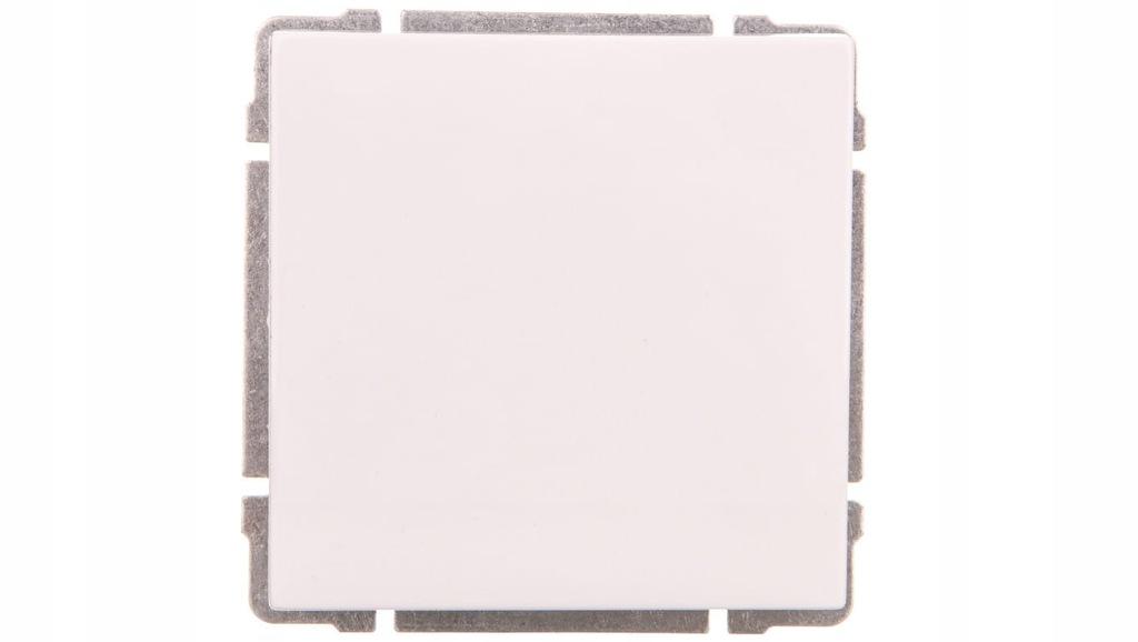KOS66 Łącznik pojedynczy biały 660411