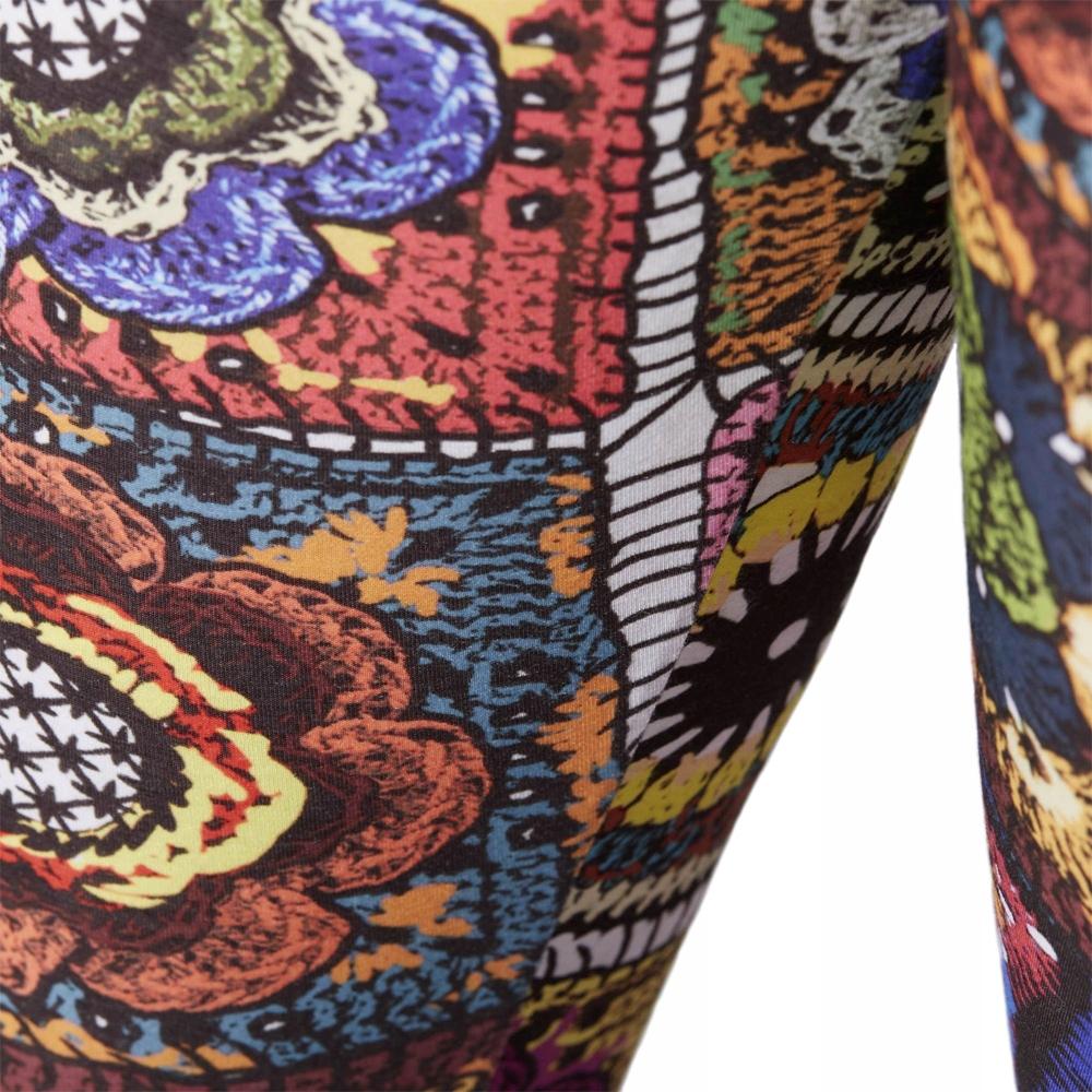Spodnie Adidas Originals Farm Crochita damskie legginsy