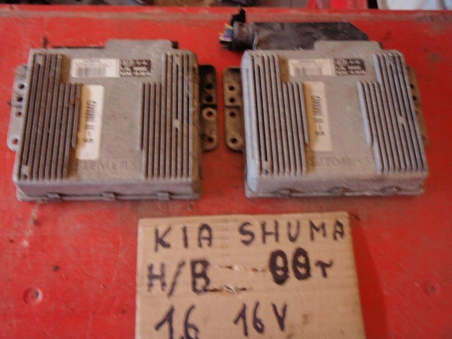 KOMPUTER STEROWNIK KIA SHUMA 1.5 1.6 16V 00r BYTOM