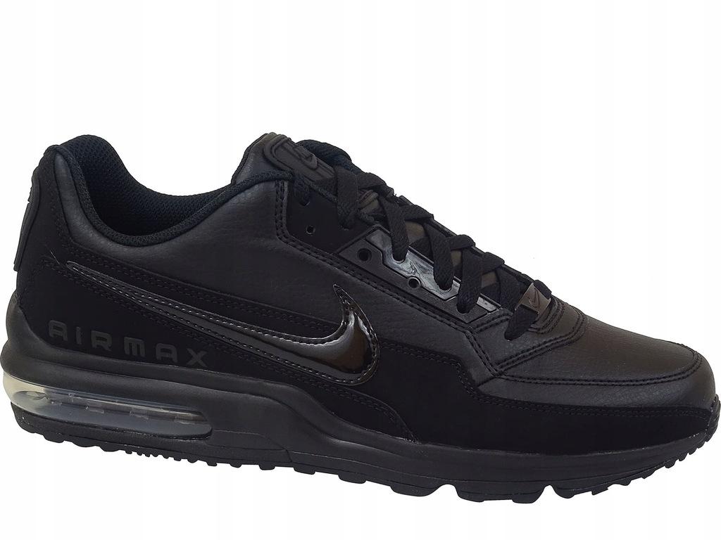 Nike Buty sportowe Air Max Ldt 3 Czarny