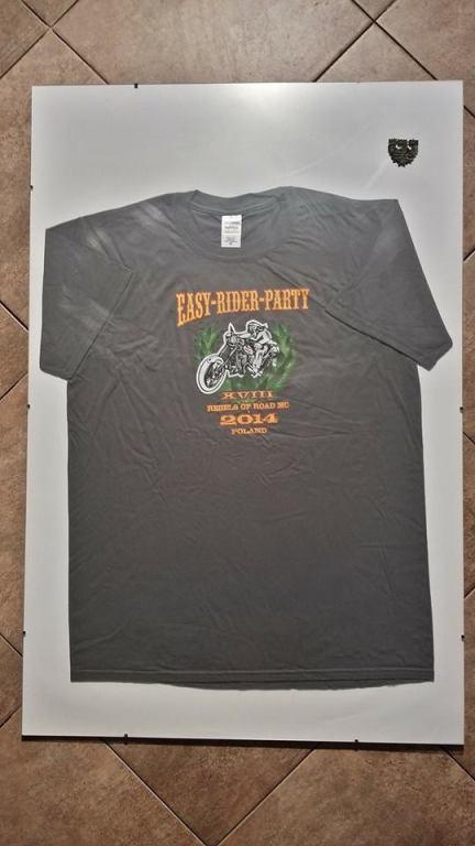 Pamiątkowa koszulka Easy Rider Party 2014