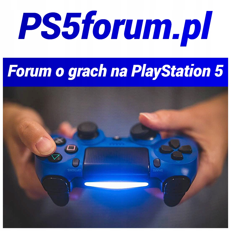 PS5forum.pl Sony PlayStation 5 forum o grach PS5