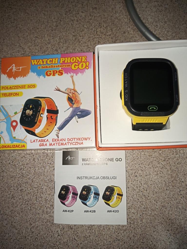 Zegarek Smart watch ART jak nowy OD 79,99 ZŁ