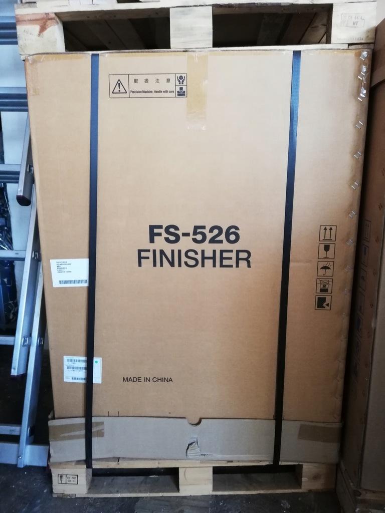 Konica Minolta bizhub C552/C652 finiszer FS-526