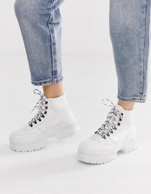 damskie buty sportowe za kostkę