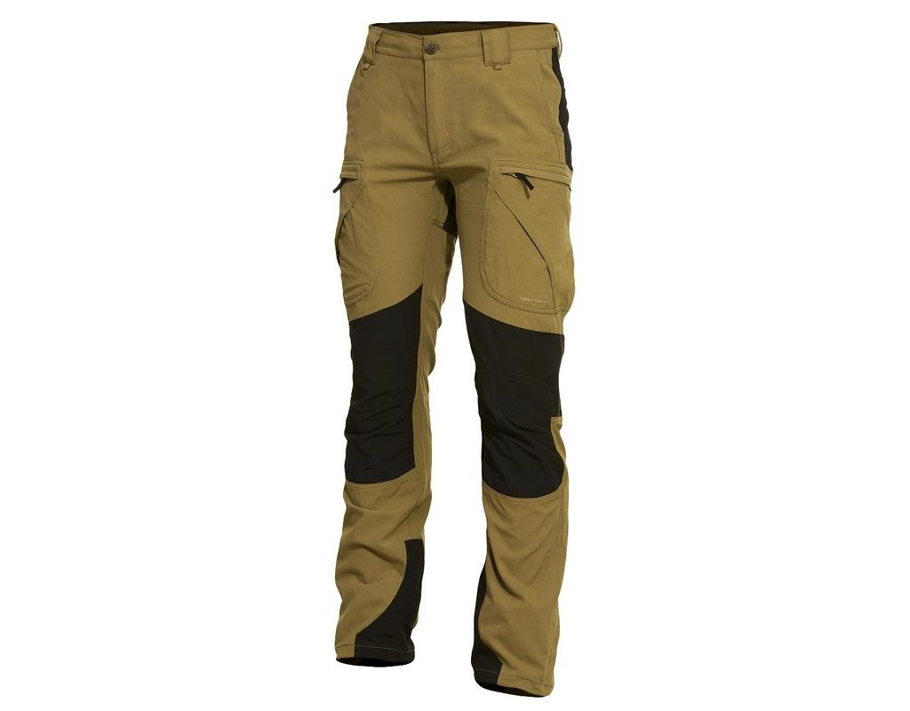Spodnie bojówki Pentagon Vorras Coyote 44 Long