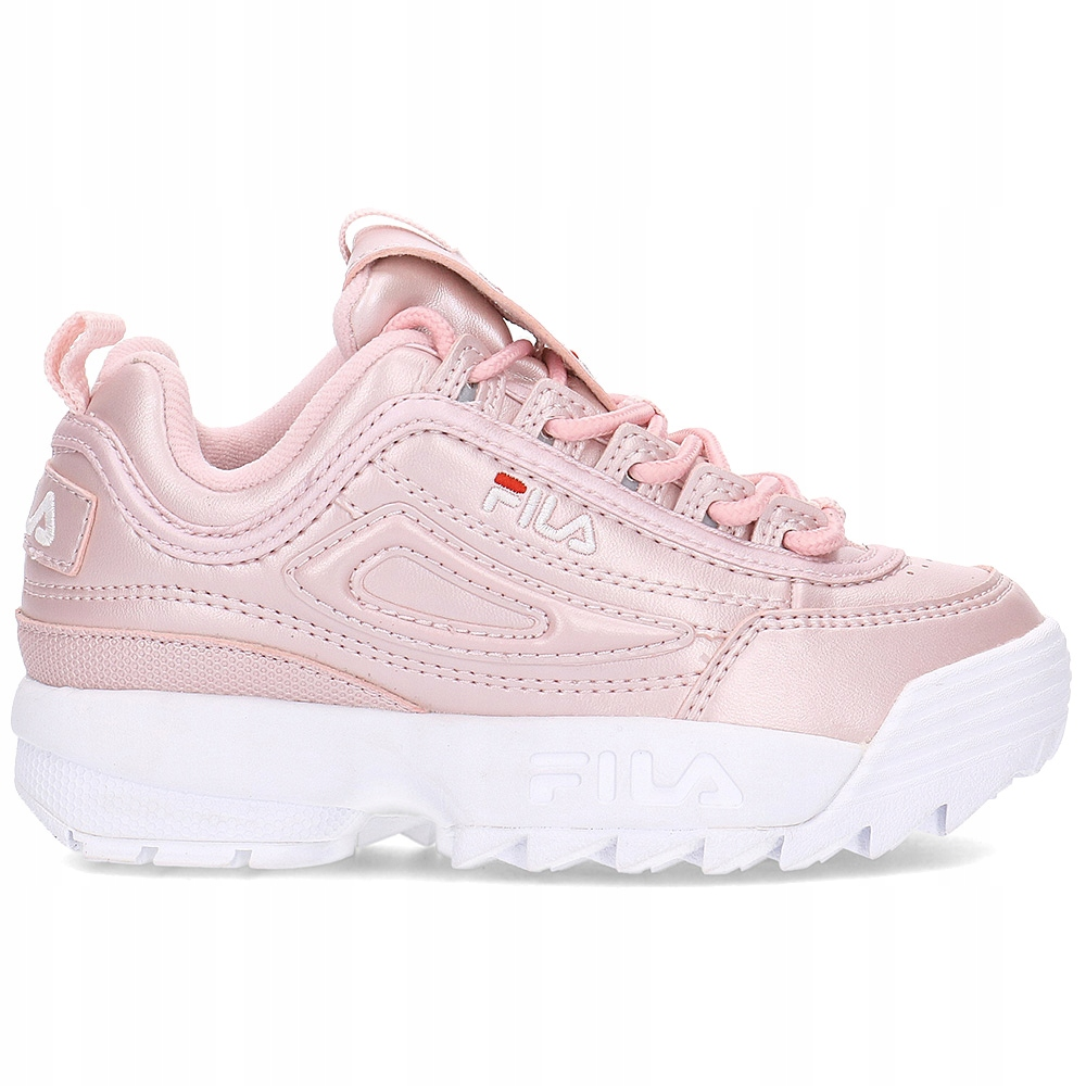 FILA Disruptor Sneakersy Różowe R.33