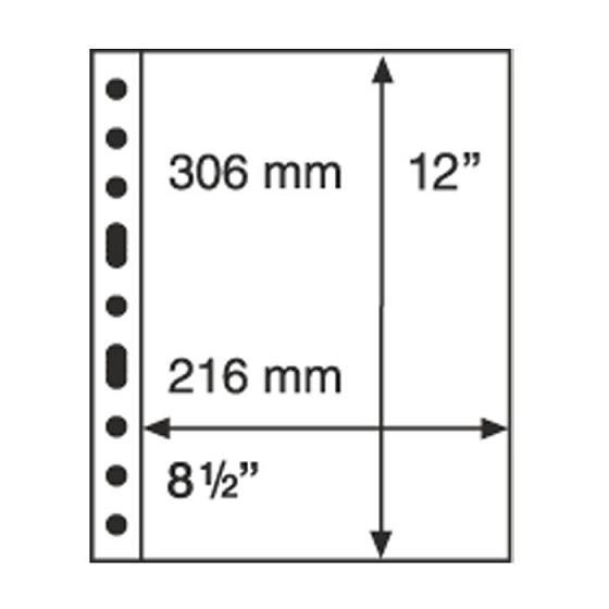 Leuchtturm - strona Grande 1 C format A4