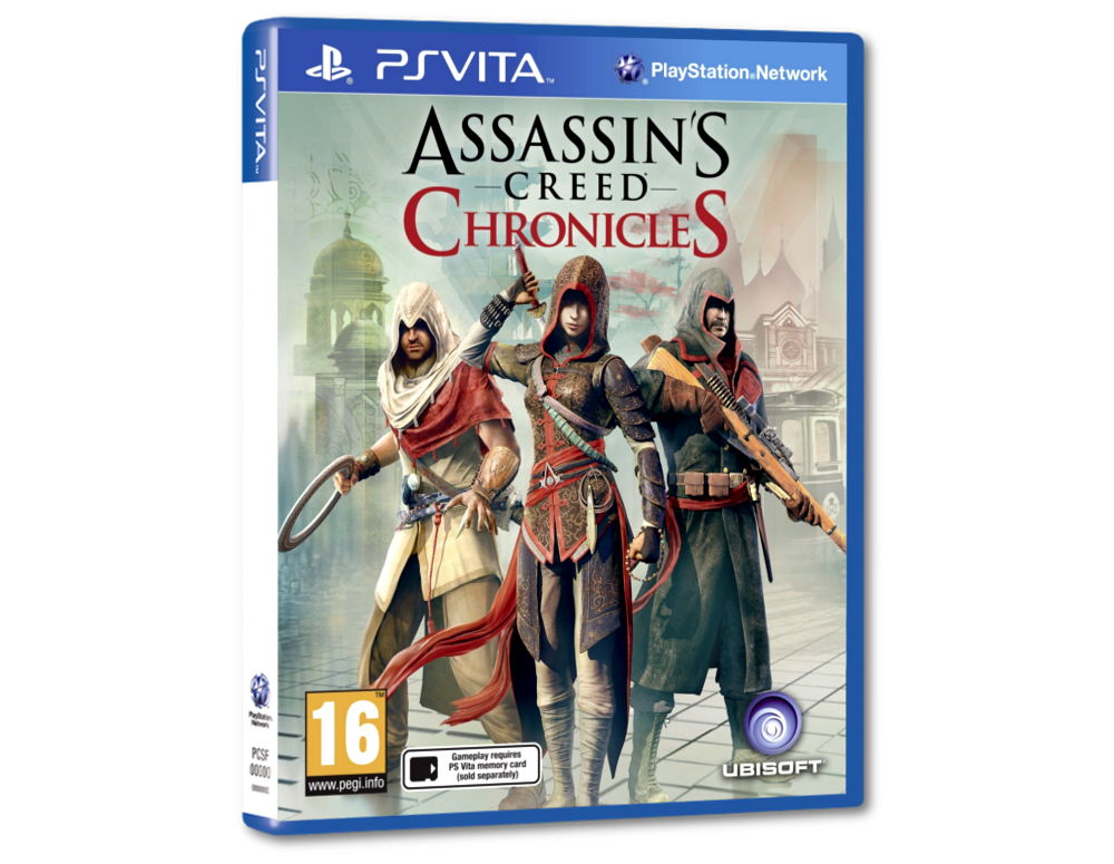Assassin S Creed Chronicles Pl Ps Vita Sklep W Wa 7438816924