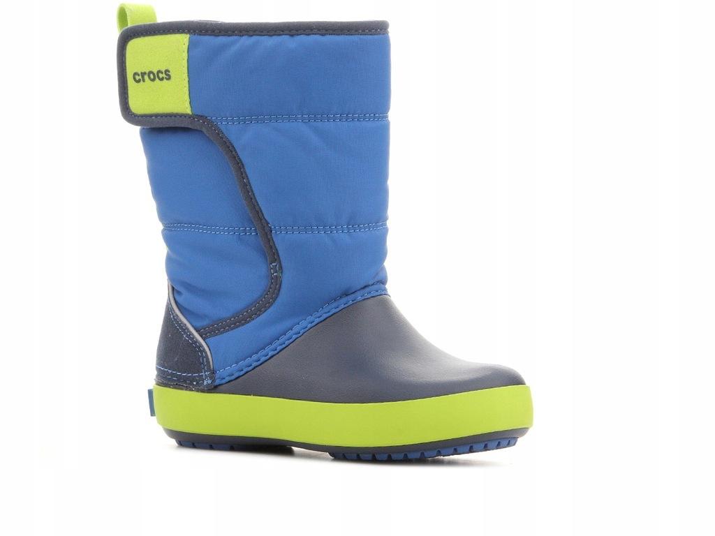 Buty CROCS LODGEPOINT SNOW 204660-4HD r.EU 24/25