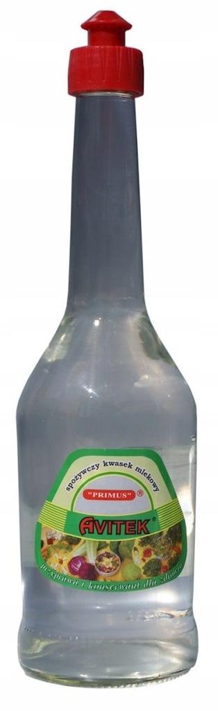 PRIMUS AVITEK kwas mlekowy 500g