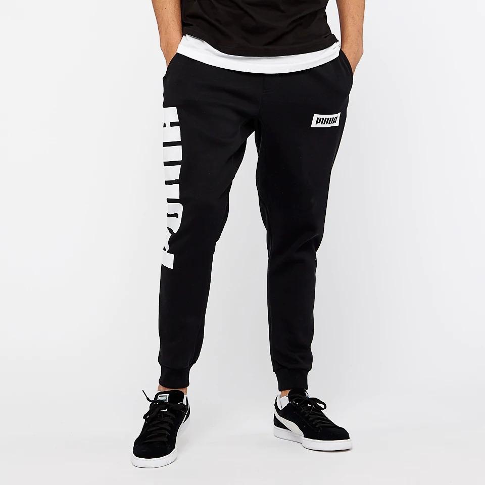 Puma spodnie dresowe joggersy XL XXL