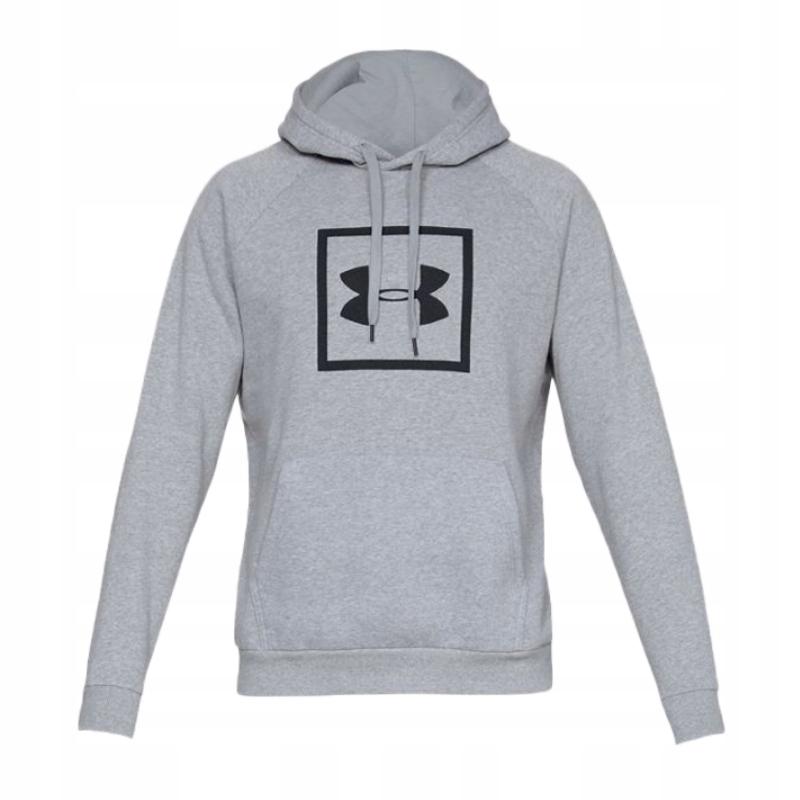 Under Armour Rival Fleece Logo Hoodie Bluza S!
