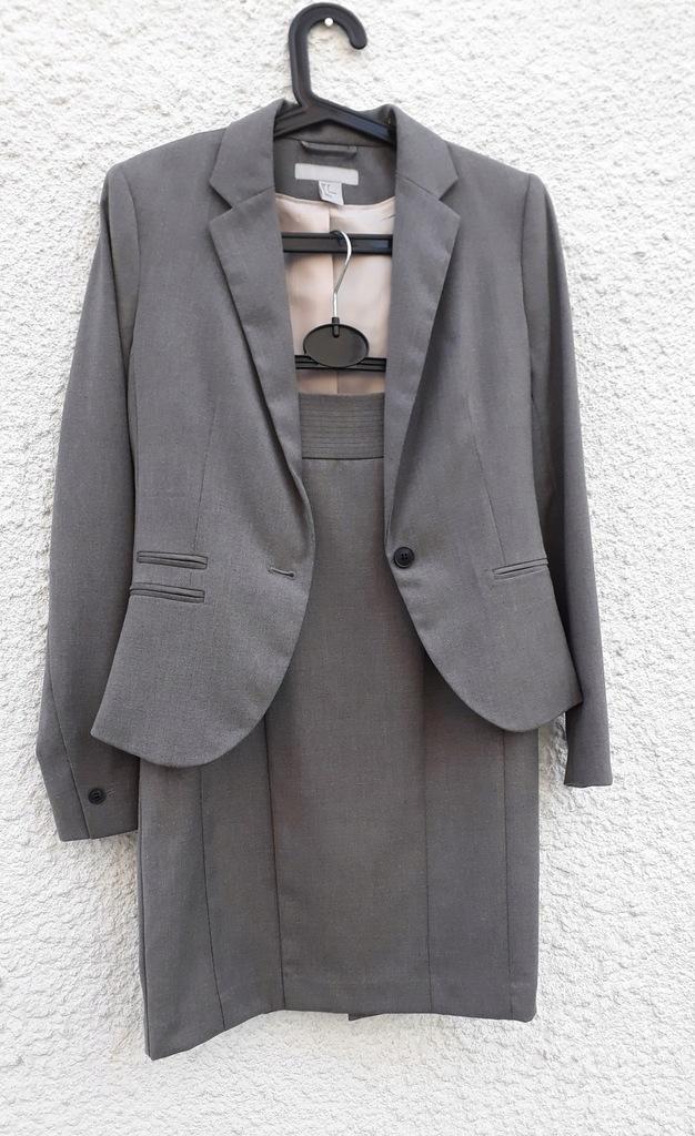 garsonka, kostium H&M rozmiar S