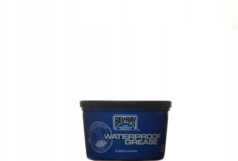 SMAR UNIWERSALNY WATERPROOF GREASE BEL-RAY 454g