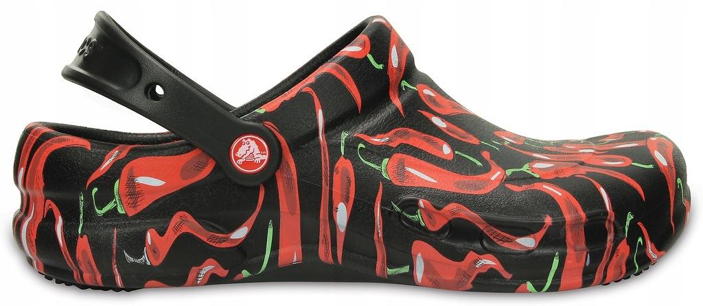Crocs @ Work Bistro pepper clog papryczki 48,5 M13