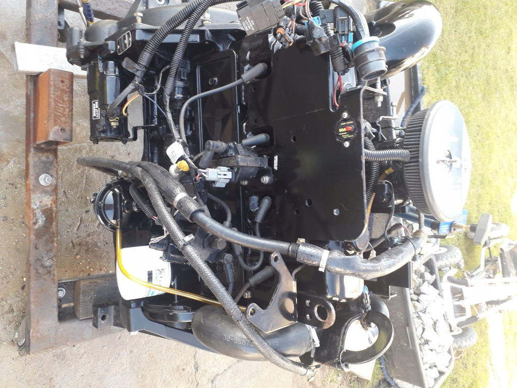 Silnik Do Lodzi Mercruiser 3 0 Tks 8939945950 Oficjalne Archiwum Allegro