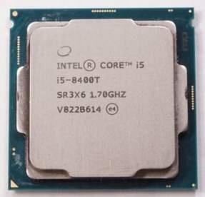 Intel i5 8400T 4 GHz LGA1151 9 MB CACHE, GW, PASTA
