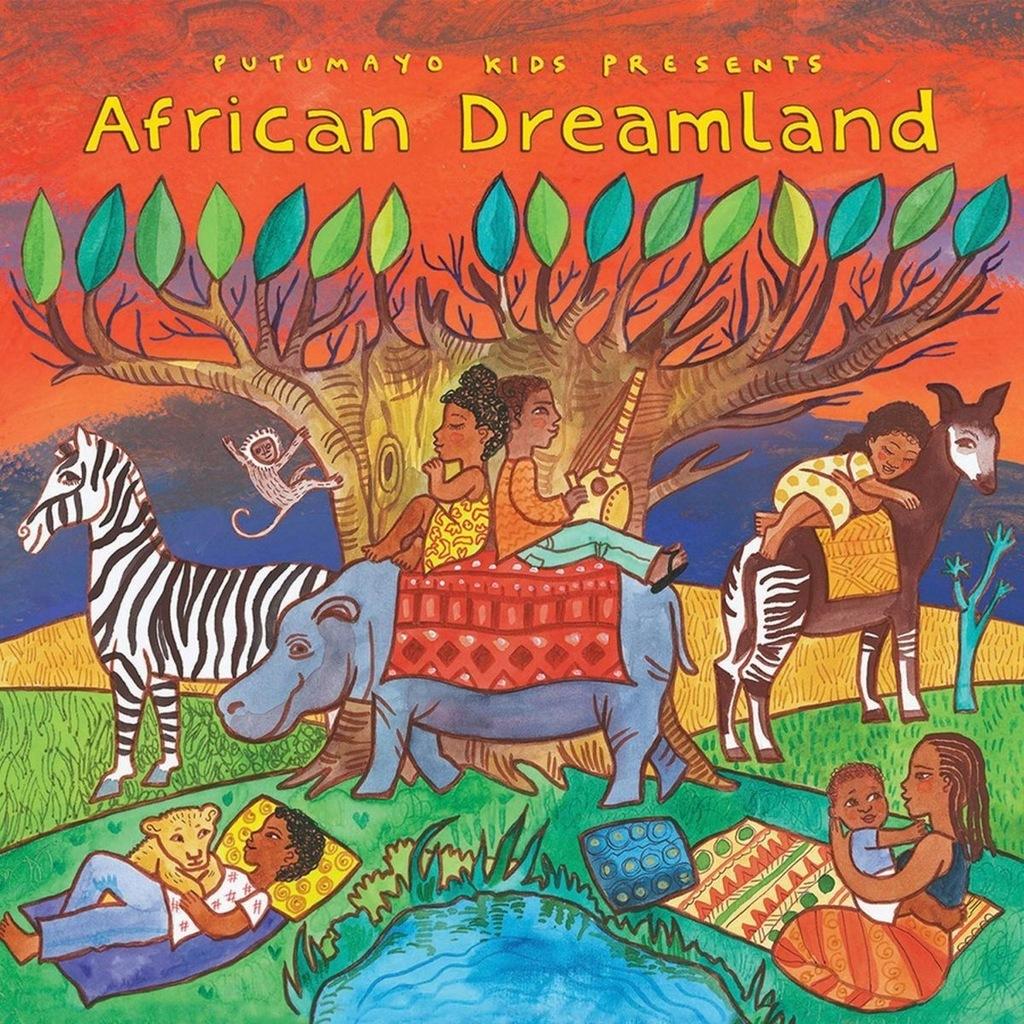 AFRICAN DREAMLAND [CD]