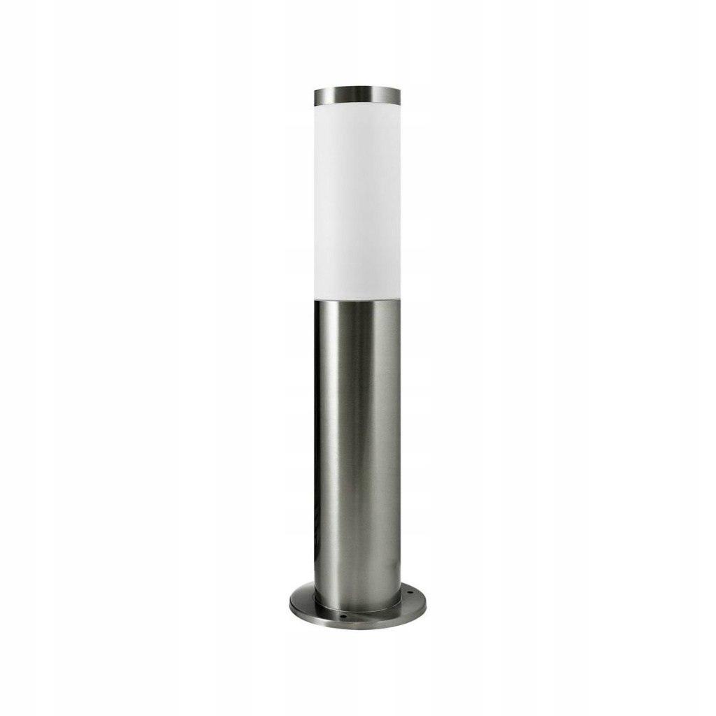 Słupek ogrodowy HELS 45cm stalowy IP44 INOX