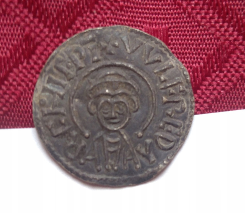 ANGLO-SAXON, Penny, Srebrna Angielska moneta
