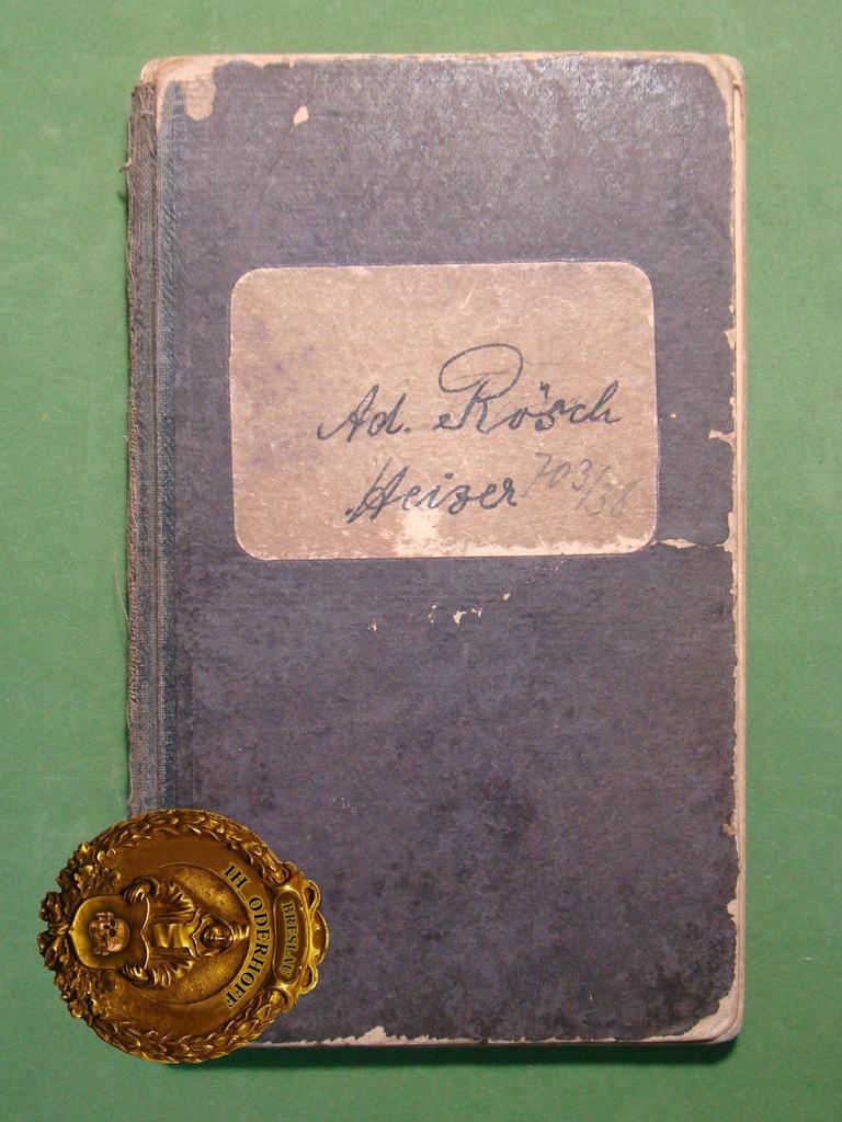 1924 Seefahrsbuch=Hamburg Str.64 E3375