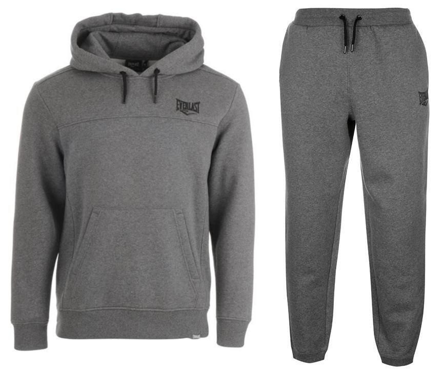 EVERLAST Dres Kompletny Spodnie Bluza Bawełna 3XL