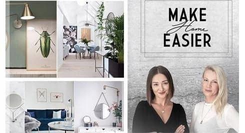 Projekt wnętrza od Make Home Easier!