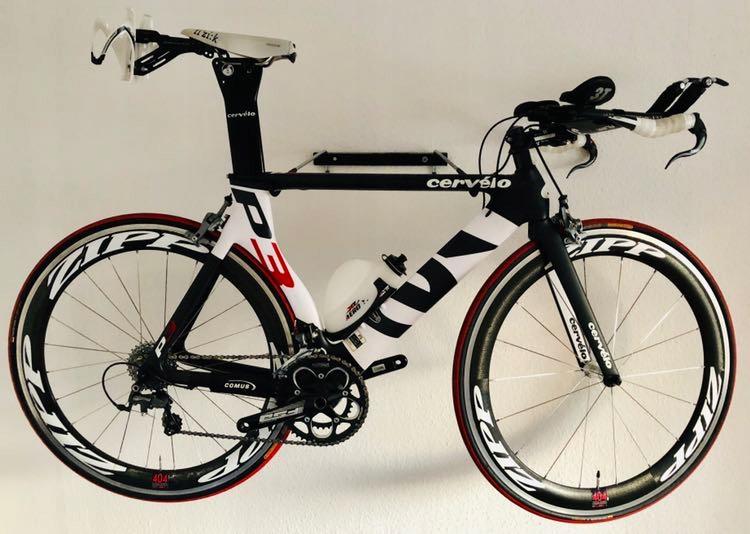 ** Rower triathlonowy Cervelo P3 - karbon 54 **