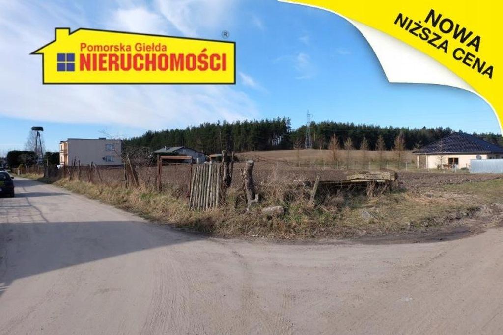 Działka, Miękowo, Szczecinek (gm.), 3000 m²