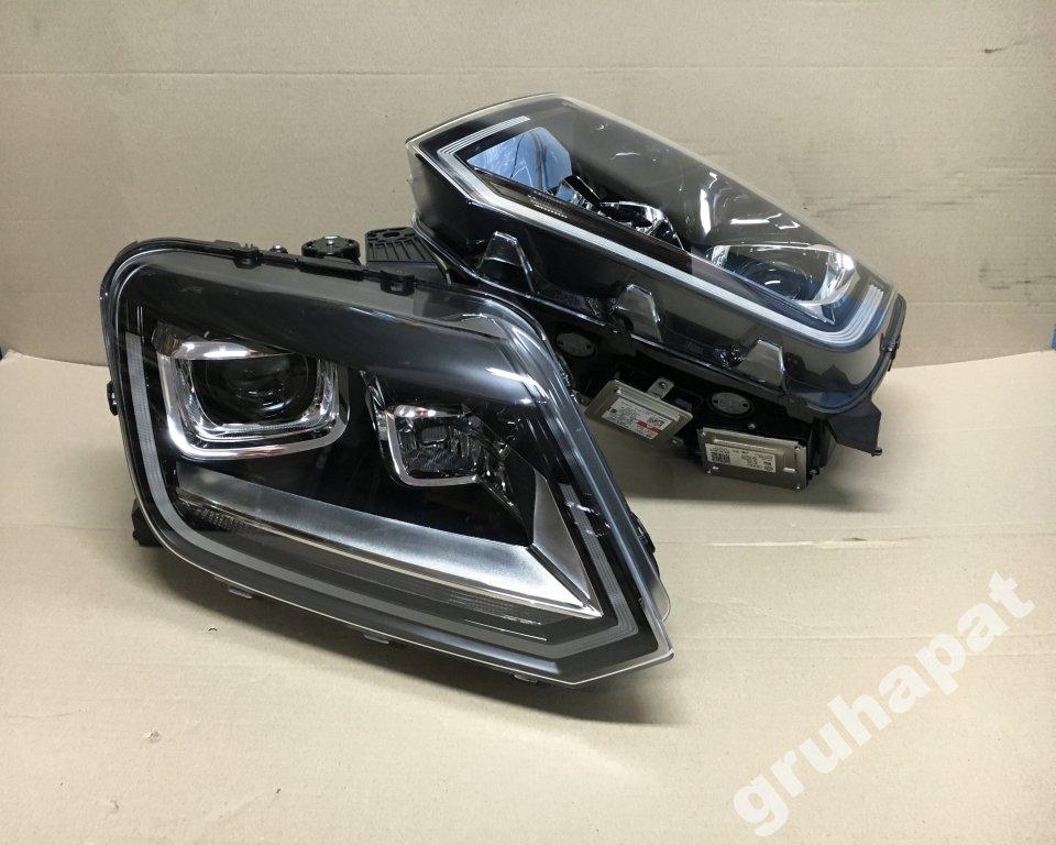 VW AMAROK LAMPY XENON LAMPA LED 2H1941015AF