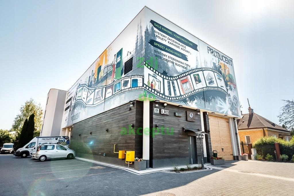 OKAZJA !!! Piękny Budynek Warszawa-Ursynów 1300 m2